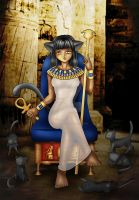 bastet-ra by catgirl-zone