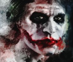 the Joker by CocaineJia