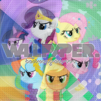 Wallpaper. - Best Song Everrr (MLP) by AdrianImpalaMata