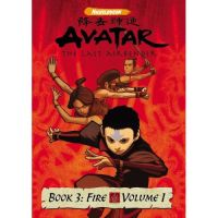 Avatar: Book Fire by CaptainMyotis