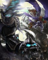 The Fallen King and The Dark Templar by Canzone