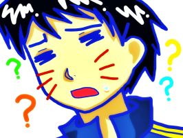 Roy Mustang :3 by NiaAmakura