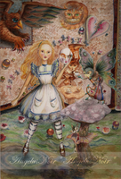 Alice Revisited by AngelusNoir