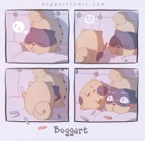 boggart - 31 by Apofiss