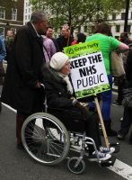 May 18th 2013 - Save the NHS: 46 by LouHartphotography