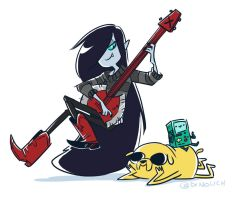 Oh Marceline by DIN0LICH