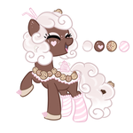 Advent adoptable: Milk and Cookies by Vpshka