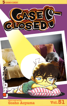 Case Closed 51 Cover by EpicDay