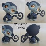 Flying Monkey by Roogna