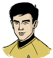 Portrait Time - Sulu by Sweet-Nectarine
