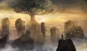 Tree World by jbrown67