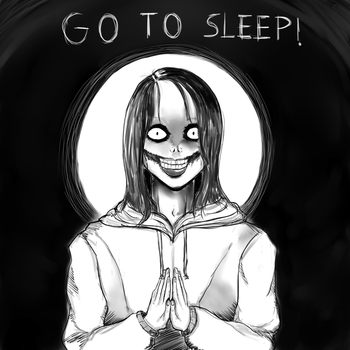 Jeff the killer by Paranoia-panorama