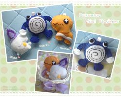 Pokemon Mini Plushies for sale by oi-m