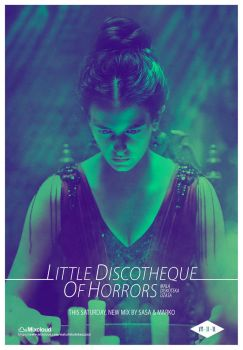 Little Discotheque Of Horrors (Penny Dreadful) by DustGraph