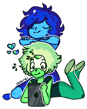Lapidot by Squeakwee