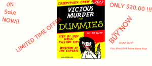 Vicious Murder For Dummies by The-Hero-Of-Thyme