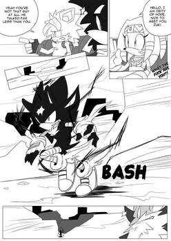 Hedgehogged Arc 2 Chapter 14 Page 9 by RageVX