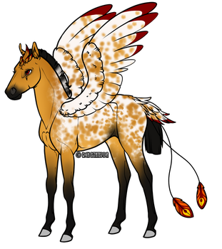 0608 Foal Design by EverlastingStables