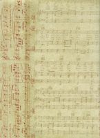 Musical Notes View 2 by FredtheCow-Stock