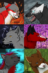 Icon Batch 8-20-12 by littlezombiesol