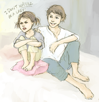 ASOIAF: Brother and Sister by elalendi
