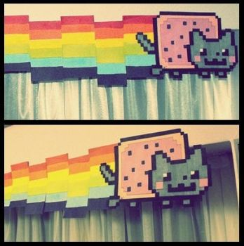 Nyan Cat by AgixDx3