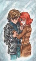 MGS:First Love by TheSketcher
