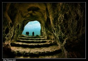 Way Out of Bowels Of The Earth by amassaf