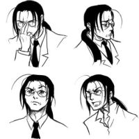 Expressions by CrimsonSun