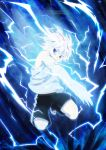 Killua - Lightning Strike by annabelle-l