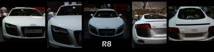Banner ME an R8, fool by Nahand