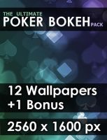 The Ultimate Poker Bokeh Pack by Matjulski