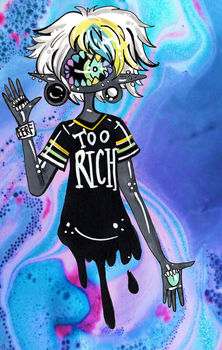 TOO RICH by bejja