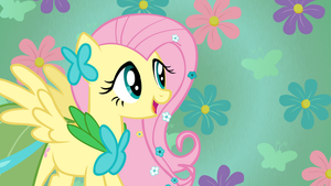 Fluttershy at the Gala by ShelltoonTV