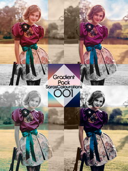 Gradient Pack 1 by SarasColourations
