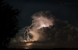 Lightning, Zeus Unleashed by Christian1776