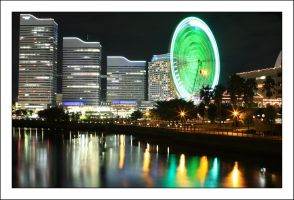 Yokohama View by kucingitem