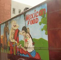 Mural Mexicana by KelbelleStock