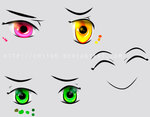 ojos... by Chito6