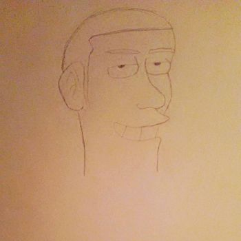 Simpsonizing Myself Attempt 2.1 by therealTy