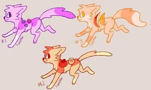 [CLOSED] JelloCat Adopts Batch 1 by Sunspark133