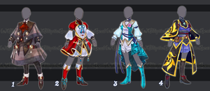 -OutfitAdoptable- QUEST 2 ~CLOSED~ by EllipticAdopts