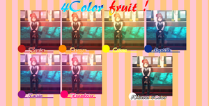 .:MME:. 4color fruit +DL by lanimi