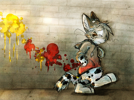 sometimes by Silver-Serval
