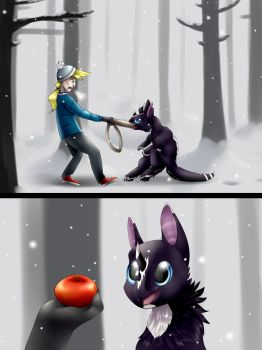 BTT tier 1 - Meeting by ElectricLuxray
