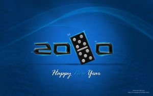 Happy New Year 2010 by mustange
