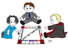 Saw the Boardgame by VincentSharpe