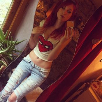 Mary Jane by Arielle-Fox