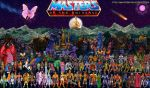 Masters of the Universe: Dimensions Merged by Gyaldhart