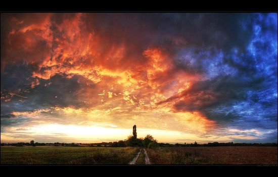Hungarian skies pt.XL. by realityDream